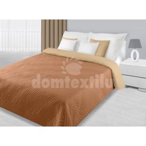 Béžovo krémový prehoz na postele