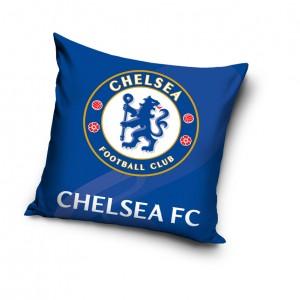 Vankúše pre deti modrej farby FC Chelsea