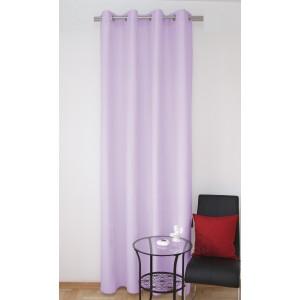 Luxusné svetlo fialové závesy na okná
