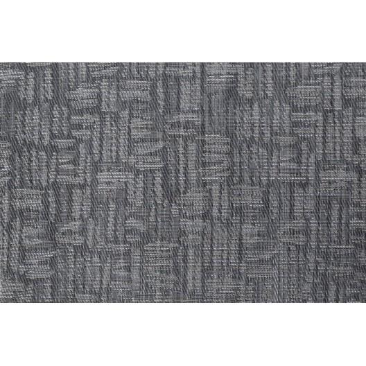 Sivá dekoračná podložka na stôl