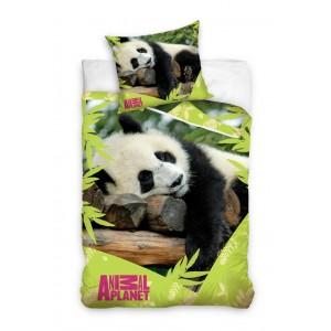 Posteľné obliečky s motívom pandy