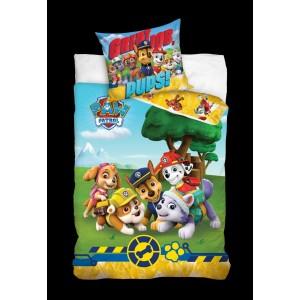 Paw Patrol posteľné obliečky pre deti