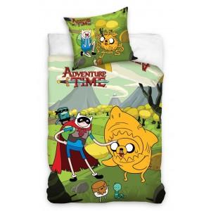 Detské posteľné obliečky Adventure Time