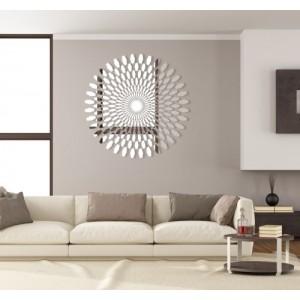 Moderné dekoračné zrkadlo do spálne