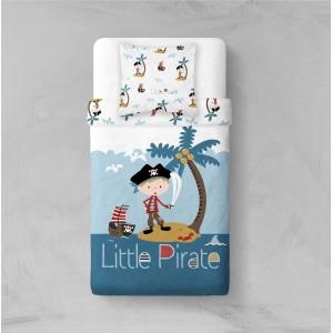 Detské posteľné obliečky s pirátom
