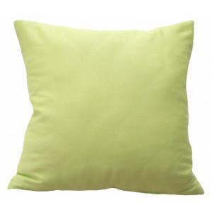 Dekoračná obliečka zelenej farby