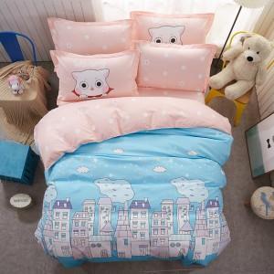 Detské obojstranné posteľné obliečky 140x200 cm