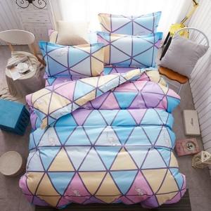 Detské posteľné obliečky v pastelových farbách
