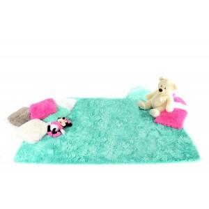 Detský mentolový koberec