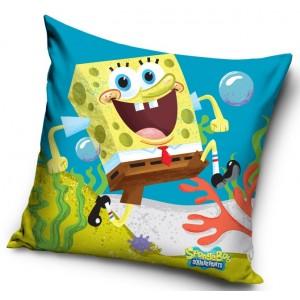 Detské obliečky na vankúše s motívom Spongebob