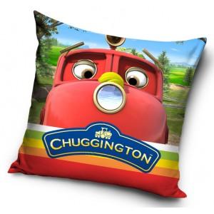 Obliečka na vankúš v červenej farbe Chuggington