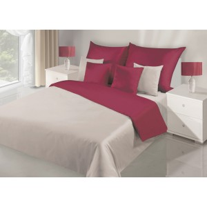Bodrové obojstranné posteľné obliečky na posteľ