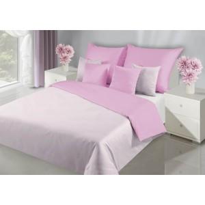 Obojstranné posteľné obliečky v ružovej farbe