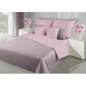Nádherné fialovo ružové obojstranné posteľne obliečky