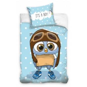 Detské posteľné obliečky pre chlapcou Its a boy