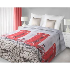 Moderné prehozy na posteľ Londýn