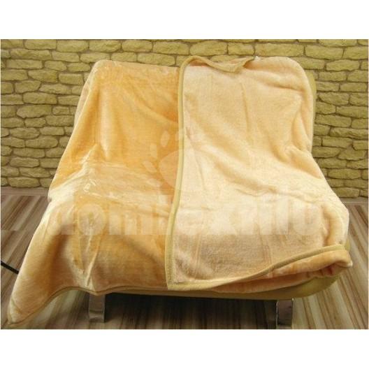 Luxusné deky z akrylu 160 x 210cm kankalinková č.35