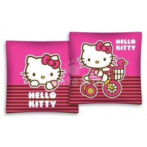 Obliečka na vankúš s motívom Hello Kitty JD53