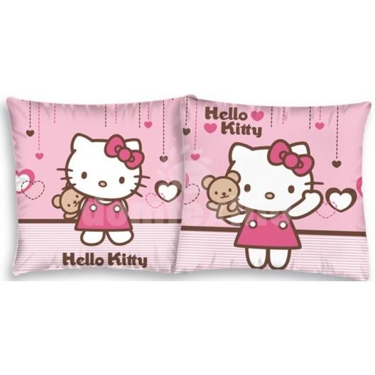 Obliečka na vankúš s motívom Hello Kitty JD8