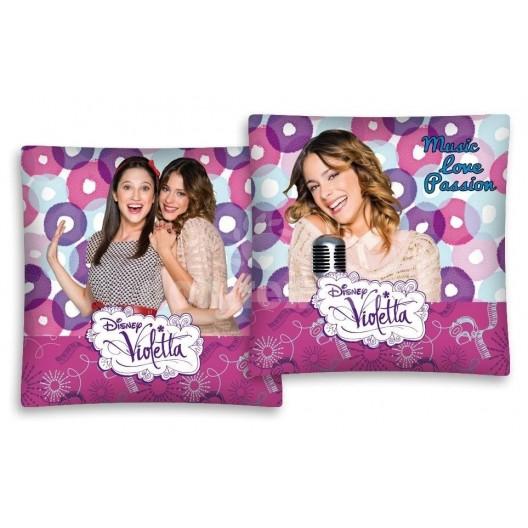 Obliečka na vankúš s motívom Disney Violetta JD62