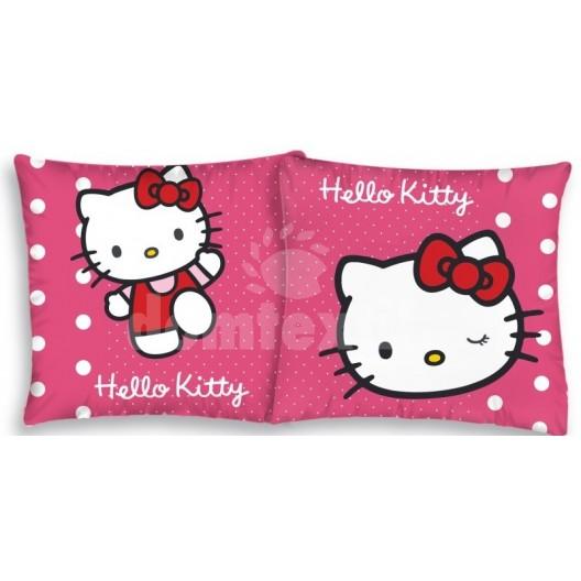 Obliečka na vankúš s motívom Hello Kitty JD24