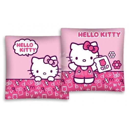 Obliečka na vankúš s motívom Hello Kitty JD54