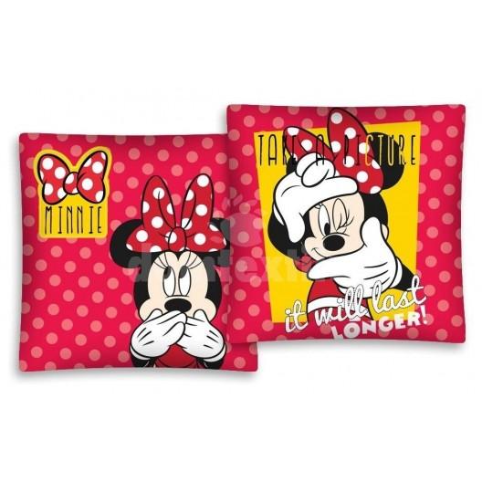 Obliečka na vankúš s motívom Minnie Mouse JD66