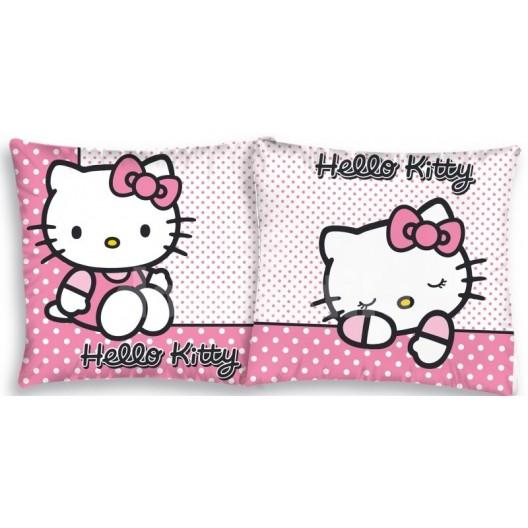 Obliečka na vankúš s motívom Hello Kitty JD1