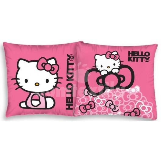 Obliečka na vankúš s motívom Hello Kitty JD39