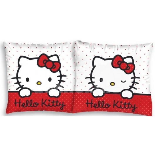 Obliečka na vankúš s motívom Hello Kitty JD6