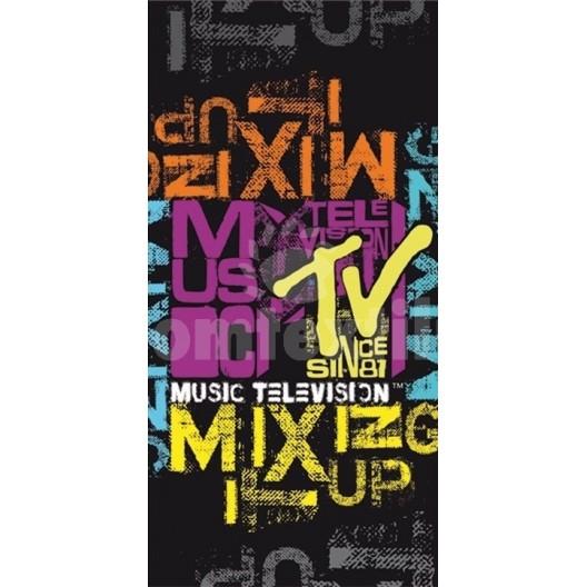 Detský uterák s motívom MTV RDB12