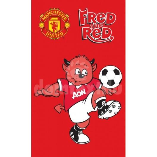 Detský uterák s motívom Manchester United RDE5