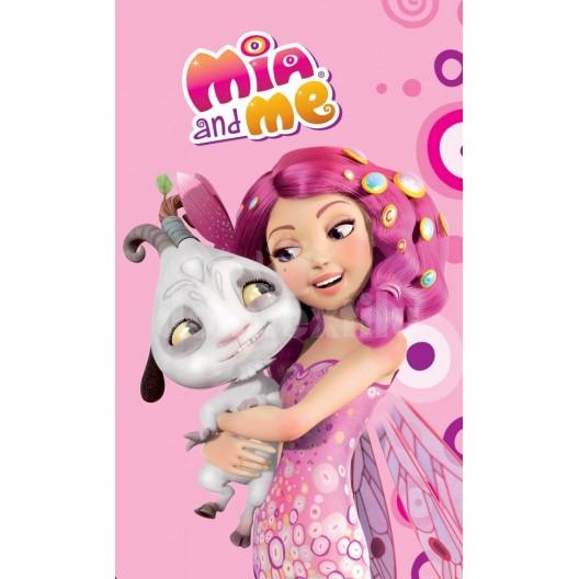 Detský uterák s motívom rozprávky Mia and Me RDE12