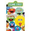 Detský uterák s motívom rozprávky Sesame Street RDE1