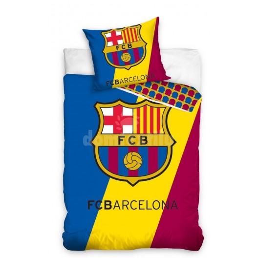 Obliečky na detskú posteľ vzor FCB