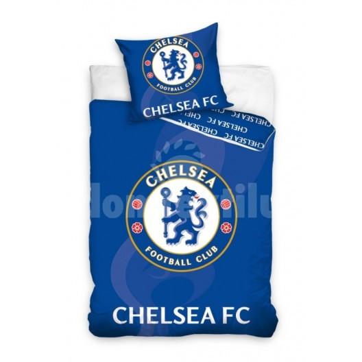 Detská posteľná obliečka modrá FC Chelsea