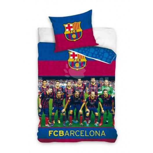 Obliečky na detskú posteľ s FC Barcelona