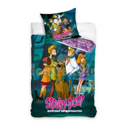 Scoby Doo detská posteľná obliečka