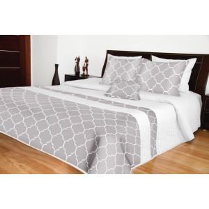 Luxusné prehozy na posteľ moderný dizajn 170x210cm SKLADOM