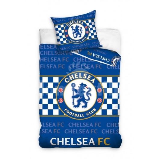 Modrá obliečka na detskú posteľ FC Chelsea