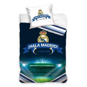 Posteľné obliečky Real Madrid modré