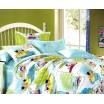 Farebné obliečky na detskú posteľ s motívmi