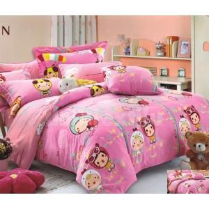 Detské posteľné obliečky s postavičkami