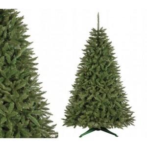 Jedinečný umelý vianočný horský smrek 220 cm