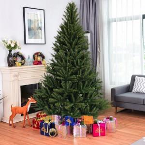 Nádherný zelený vianočný smrek 150 cm