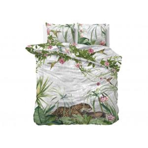 Luxusné zelené posteľné obliečky z kolekcie EXOTIC TIGER 200 x 220 cm SKLADOM