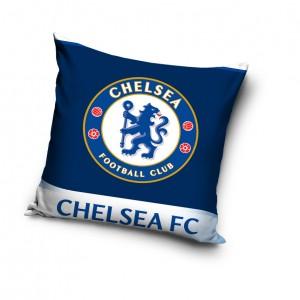 FC Chelsea tmavo modrý detský vankúš