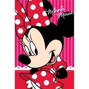 Mickey mouse ružový detský uterák s Disney postavičkou