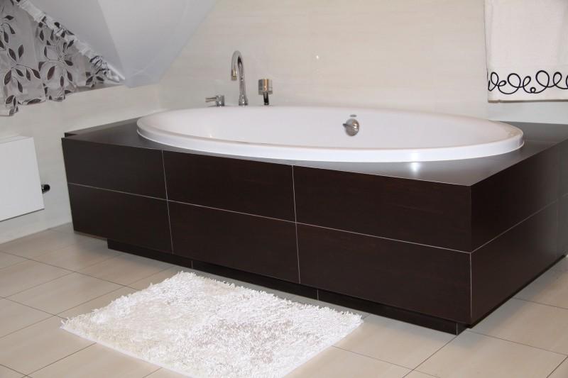 DomTextilu Biele kúpeľňové predložky 5345-14340