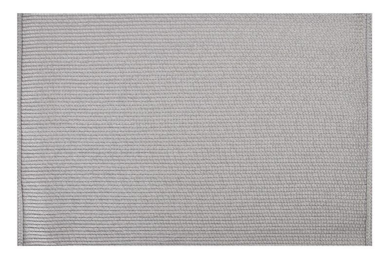 DomTextilu Dekoračné sivé prestieranie na stôl obdĺžnikového tvaru 5377-14454
